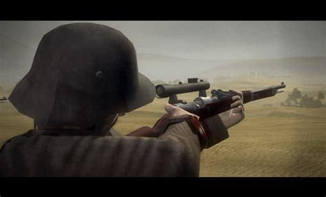 German Sniper image - The Great War mod for Napoleon