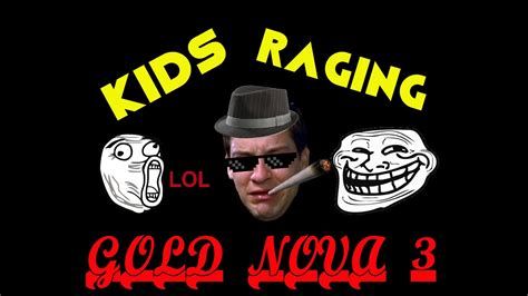 Kids Raging on CS:GO Competitive - Funny Moments - YouTube