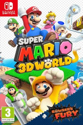 Super Mario 3D World + Bowser's Fury prices for Nintendo
