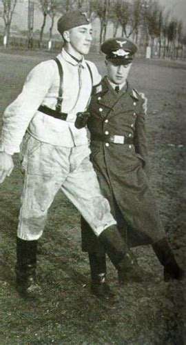 German Forces - Left, Right, Left, Right