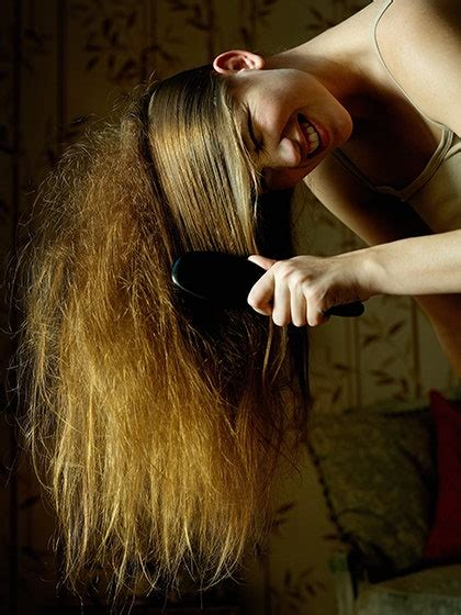 The 12 Most Annoying Thick Hair Problems (and Fixes!) | Allure