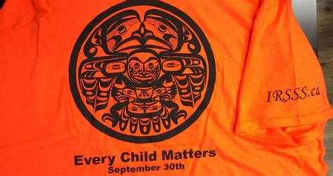 AFN marks 'Orange Shirt Day' and maintains that all