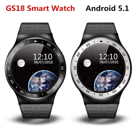 3G 4G SMART WATCH PK KW88 Smart Watch Android 5
