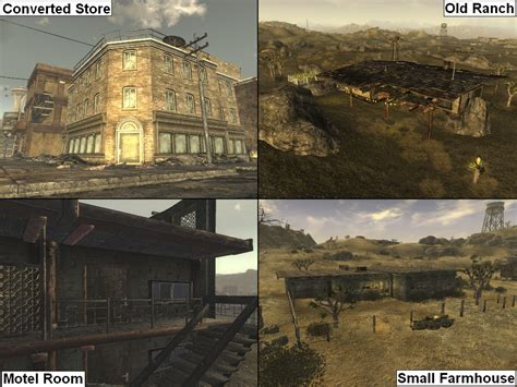Player Homes mod for Fallout: New Vegas - Mod DB