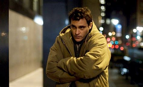 Joaquin Phoenix will stammer endearingly through the next
