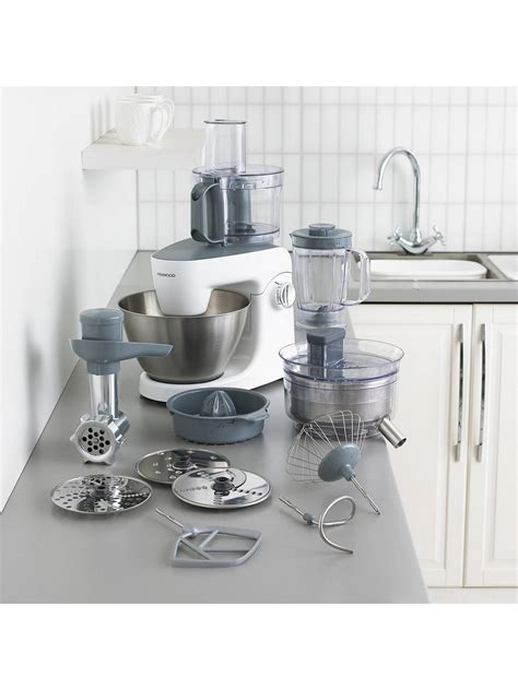 Kenwood KHH326WH MultiOne Stand Mixer at John Lewis & Partners