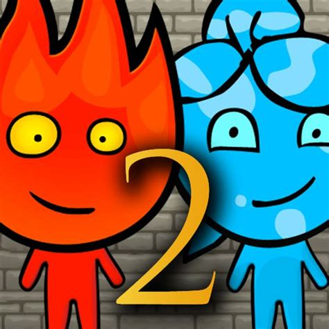 FIREBOY AND WATERGIRL 2 - Play Fireboy And Watergirl 2 on Poki