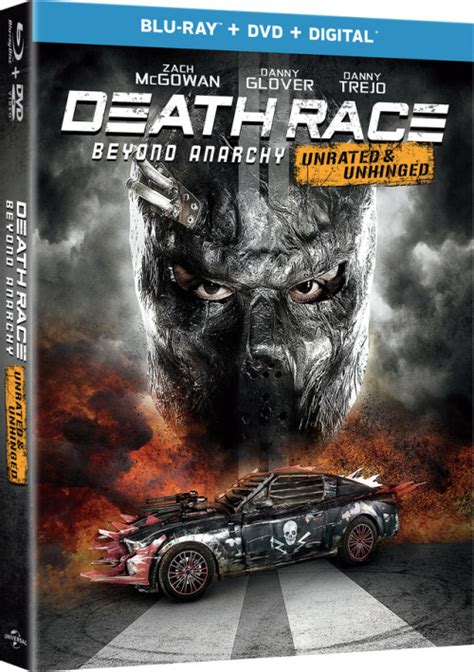 Death Race: Beyond Anarchy will be released