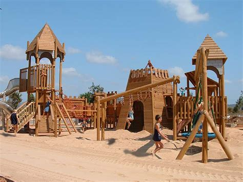 Paradise Park, children's play park in Sa Coma - Protur Hotels