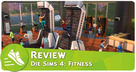 Die Sims 4: Fitness-Accessoires – Review   Sims-Blog