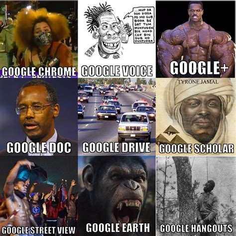 Google Racism Full | Operation Google | Know Your Meme