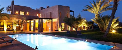 Deluxe Moroccan Villa with Pool for Rent in Marrakech