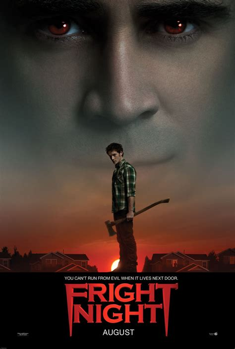 The Littlest Picture Show: Review: Fright Night 3D